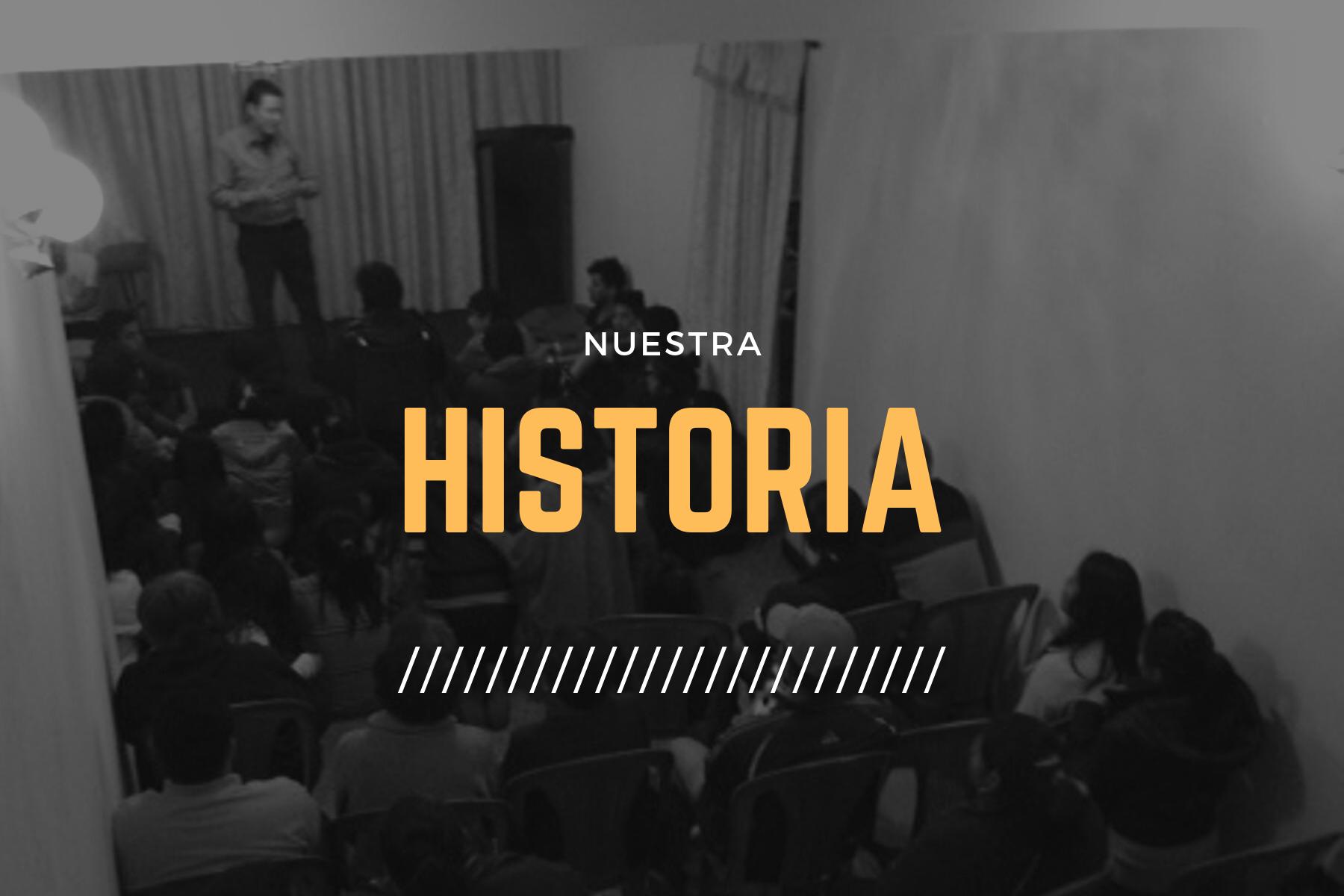 Historia Casa de Fe