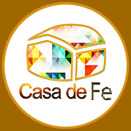 Logo oficial Casa de Fe -favicon 512 2020